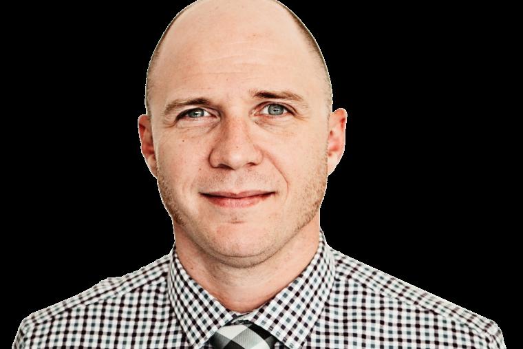 Andrew Allshouse headshot